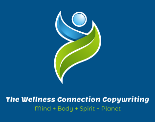 Logo The Wellness Connection Copywriting, Child Branch of Creative Clarity Copywriting