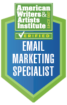 Email Marketing Specialist Certification Badge