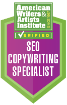 SEO Copywriting Specialist Certification Badge