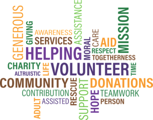 NGO Non-profits - Cause Marketing graphic